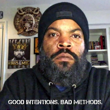 Good Intentions. Bad Methods.