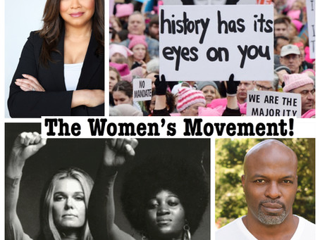 THE OTHER SIDE Podcast: The Women's Movement!
