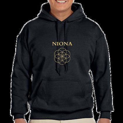 Niona Unisex Hooded Sweatshirt