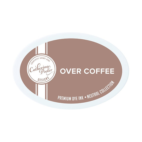 Over Coffee Ink Pad
