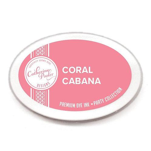 Coral Cabana Ink Pad