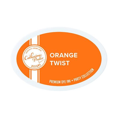 Orange Twist Ink Pad