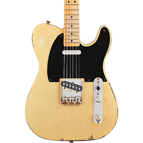Fender Road Worn '50s Telecaster- Blonde with Maple Fingerboard