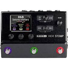 라인 6 Line 6 HX Stomp Multi-Effect 810,000원