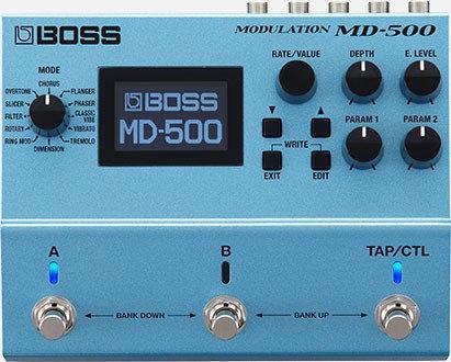 Boss MD-500 Modulation Pedal