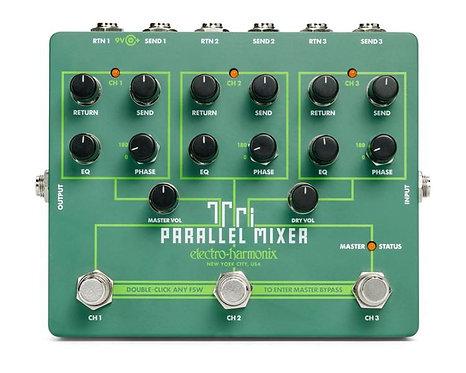 일렉트로하모닉!! Electro-Harmonix Tri Parallel Mixer