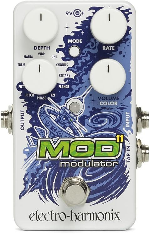 일렉트로 하모닉 NEW!! Electro-Harmonix Mod 11 Modulator Machine 213,000원