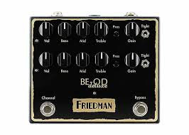 Friedman BE-OD Deluxe Dual