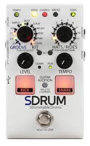DigiTech SDRUM Auto-drummer 129000원