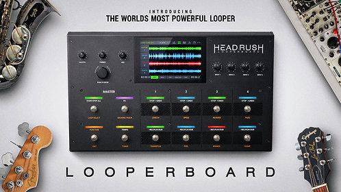 NEW HeadRush Looperboard Looper Effects Processor Pedal 1,246,000원