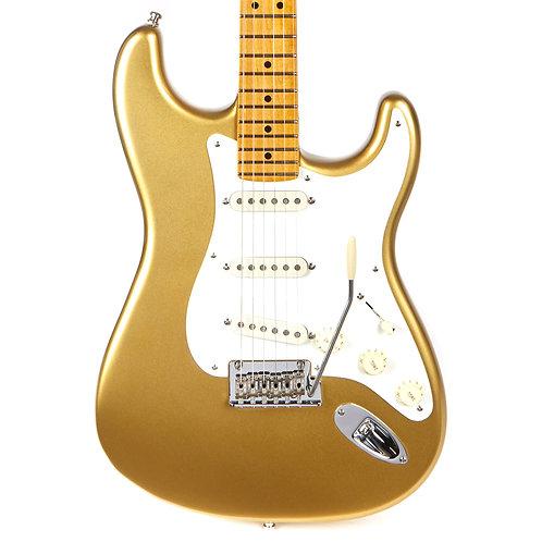 펜더 NEW!! Fender Lincoln Brewster Stratocaster - Aztec Gold 272만원