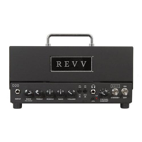 NEW!! Revv D20 20/4-watt Tube Head 170만원