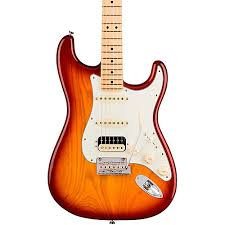 Fender American Professional Stratocaster HSS Shawbucker Maple Fingerboard