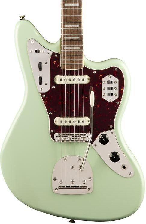 Squier Classic Vibe '70s Jaguar - Seafoam Green