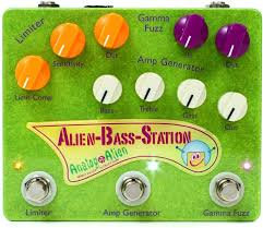 Analog Alien Alien Bass Station