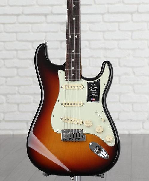 펜더 American Ultra Stratocaster- Ultraburst 263만원