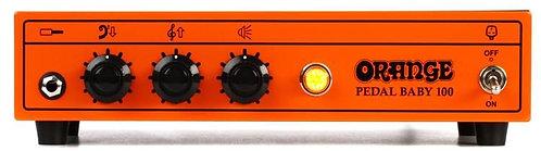 Orange Pedal Baby 100 - 100-watt Class A/B Power Amplifier