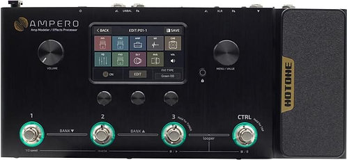 엠페로 Hotone Ampero Amp Modeler/ Effects Processor   70만원