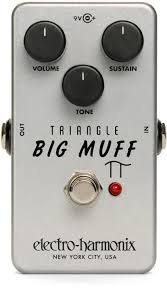 NEW! Electro Harmonix Triangle Big 128000원