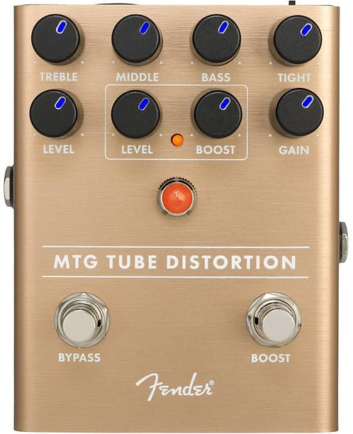 Fender MTG Tube Distortion Pedal-279,000원