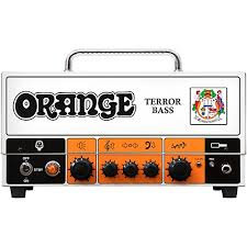 NEW !!Orange Amplifiers Terror Bass 500W