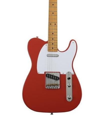 펜더 Vintera '50s Telecaster-Fiesta Red