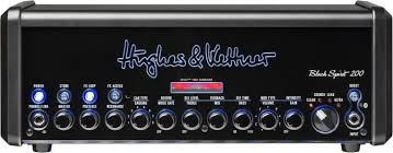 NEW! Hughes & Kettner Black Spirit 200