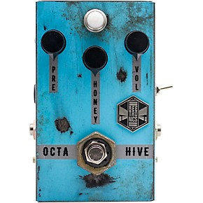 비트로닉스 Beetronics FX OctaHive Octave Fuzz Effects Pedal 315,000원
