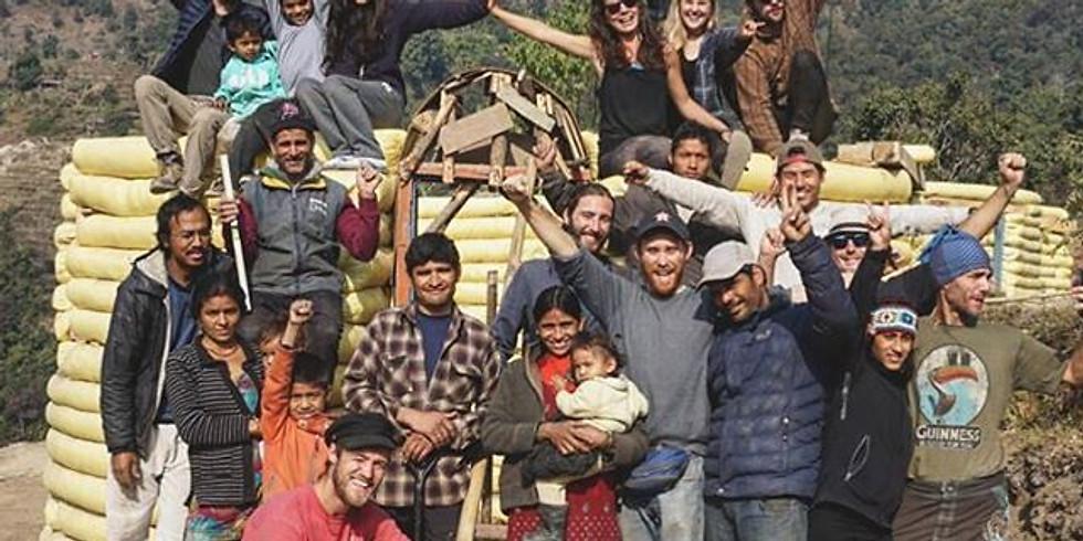 Earthbag Building Training Course - Nepal