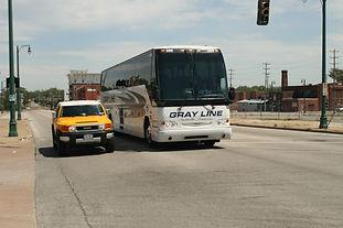 USA - Teneessee - Memphis - Tourism Bus.