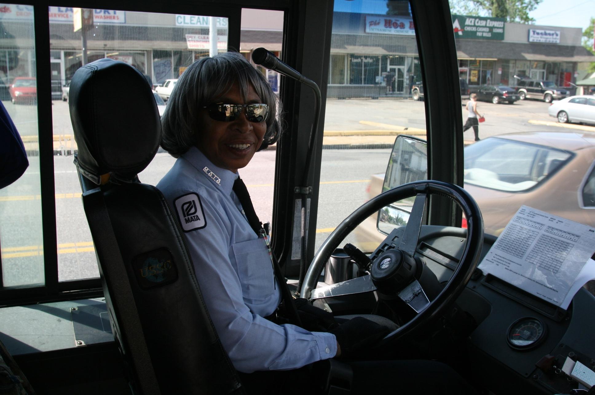 USA - Teneessee - Memphis - Urban Bus III