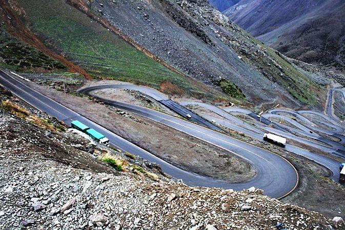 Chile - Cordilheira dos Andes - Ruta 60