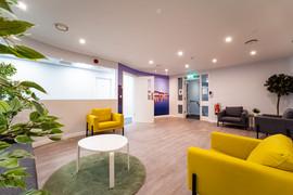 Lobby Innona Rooms