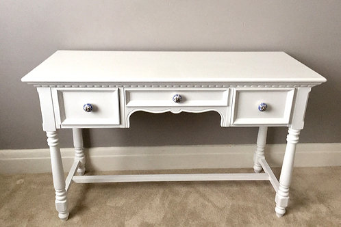 SOLD French Provincial Console