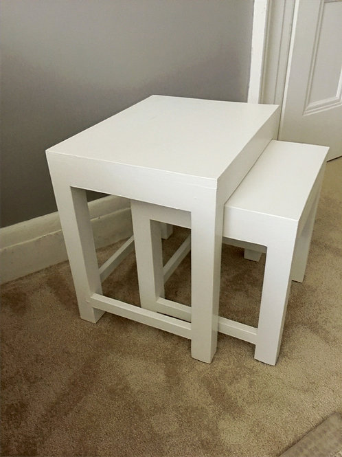 SOLD Side Tables - Set of 2