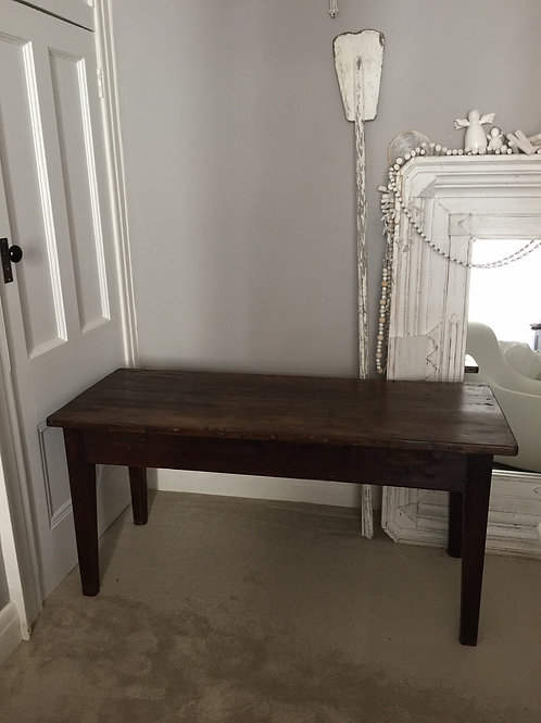 SOLD German farmhouse table