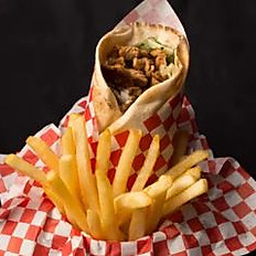 Combo Wrap Chicken