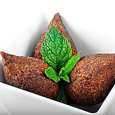 Fried Kibbes (3)