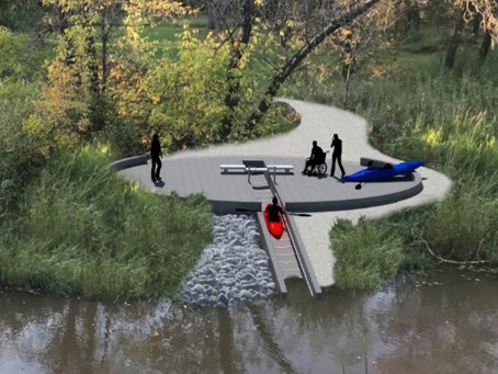 Construction of Accessible Dock Going Ahead This Fall