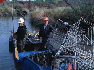 1994 SOS Barge