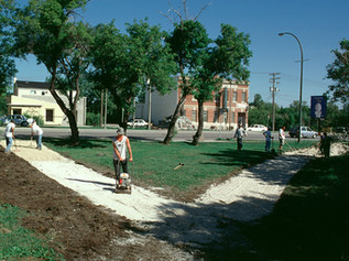 1997 Provencher Trail Construction