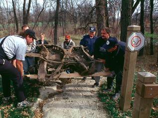 1996 Bonita Ave. Cleanup