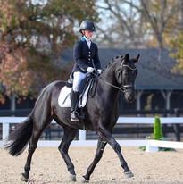 Dante Divino & Jenna at the 2019 US Dressage Finals  Kentucky Horse Park  Photo Credit: Susan J Stickle Photography