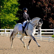 Jenna on Greystoke  Lamplight Equestrian Center  Photo Credit: StarWest Dressage