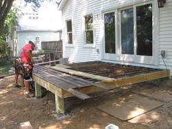 Adding Deck