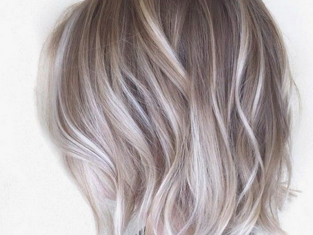 How to style damaged hair