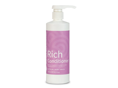 Clever Curl Rich Conditioner 450ml