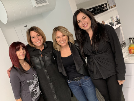Heat hairstyling tips in Canada and US