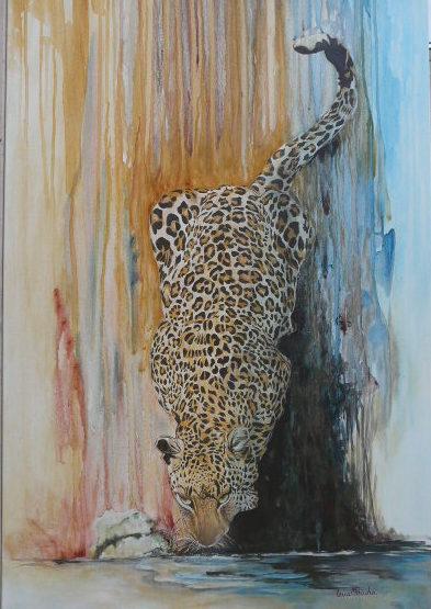 leopardo 2 acrilico.JPG