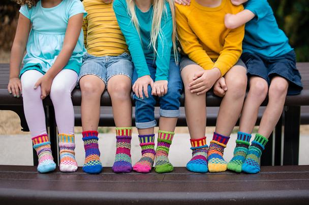 Sock Talk: How the Grinch Sock Christmas